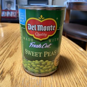 Sweet Peas (1 can)