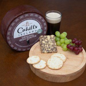 Cahills Irish Porter Cheddar (10 oz)